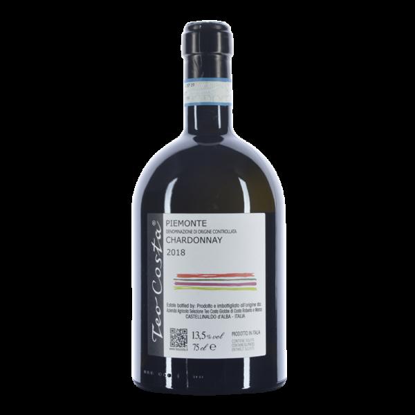 Teo Costa Piemonte DOC Chardonnay 2018