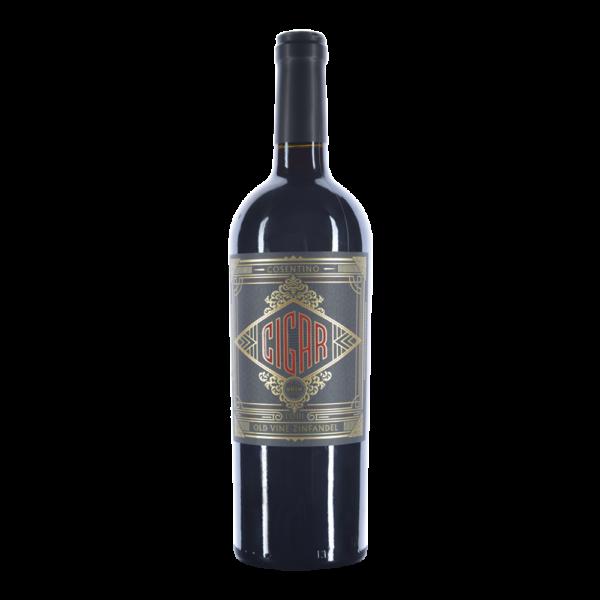 Vintage Wines Cigar Zinfandel Old Vine 2018