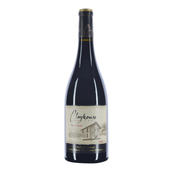 "Clayhouse Petite Sirah ""Old Vines"" 2014"