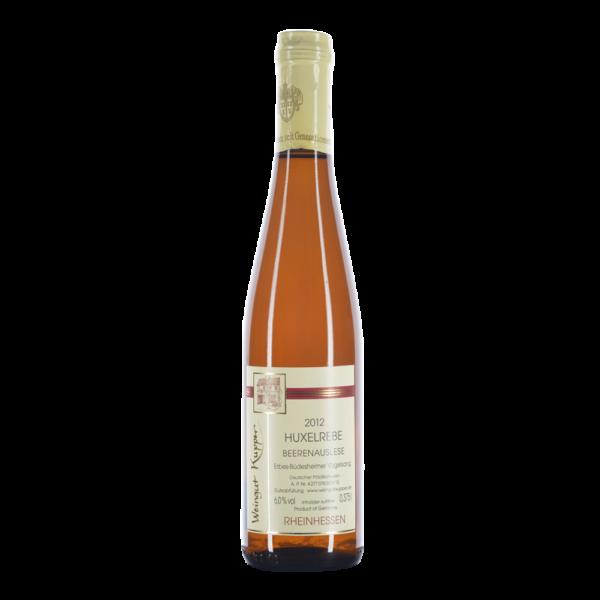 Weingut Kupper Huxelrebe Vogelsang Erbes-Büdesheimer Beerenauslese 2012 (0,375 L.)
