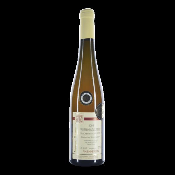 Kupper Weisser Burgunder 2015 0,5 ltr.