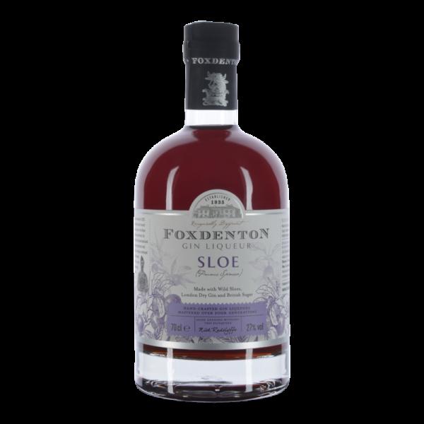 Foxdenton Sloe Gin