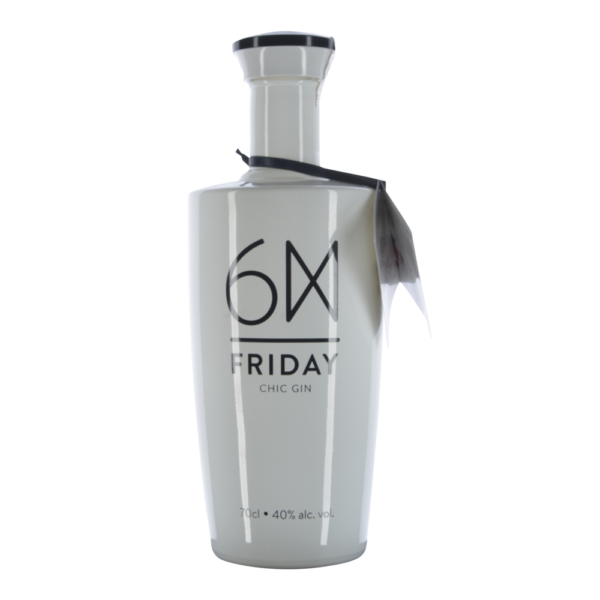 Friday Chic Gin 40% 0,7 l
