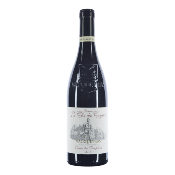Clos des Cazaux, Vacqueyras Les Templiers 2016