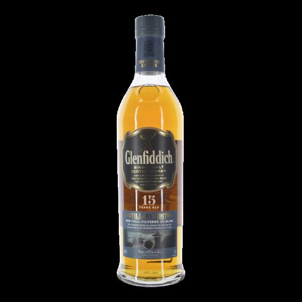 Glenfiddich 15 Years Old Destilleries Edition