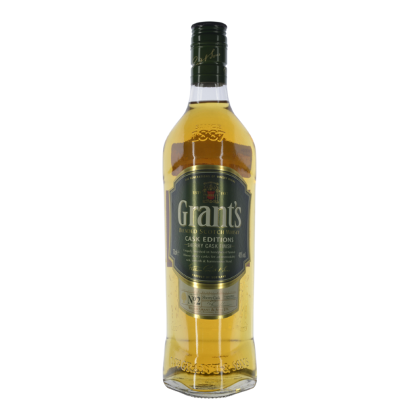 Grant's Sherry Cask Blended Scotch Whisky