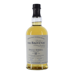 The Balvenie 12 Years First Fill Single Barrel