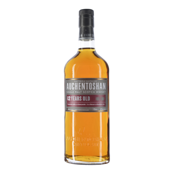 Auchentoshan 12 Years Single Malt Scotch Whisky