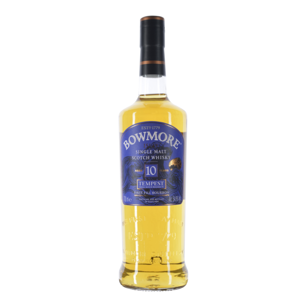 Bowmore Tempest Single Malt 10 Years Old