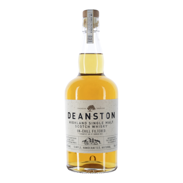 Deanston Virgin Oak 46,3%