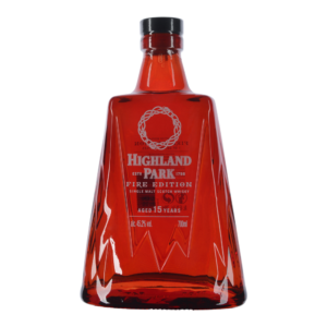 Highland Park Fire Edition 18 years old