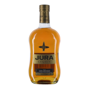 Isle of Jura Legacy aged 10 Years 43%