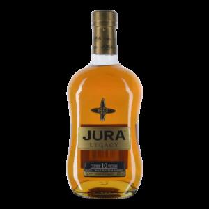 Isle of Jura Legacy aged 10 Years 43%