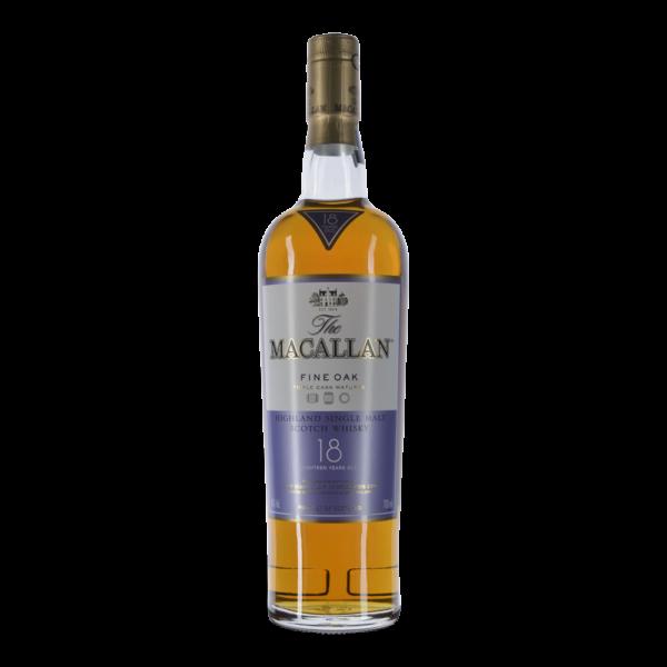 Macallan Fine Oak 18 years GPK 43%