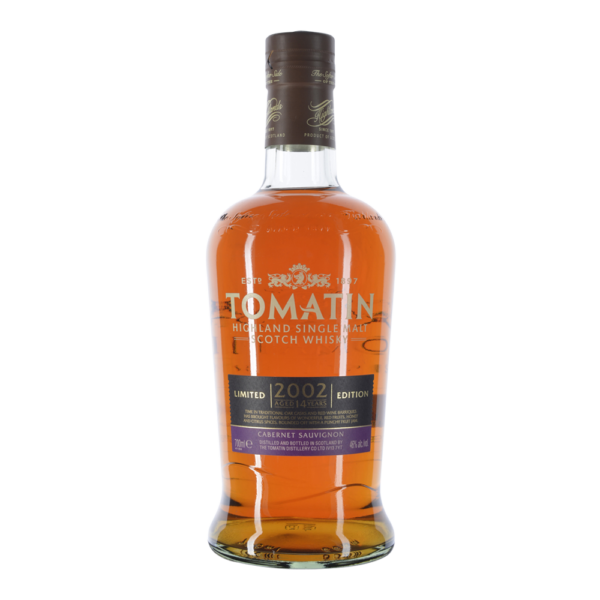 Tomatin 2002 Limited 14 Years Single Malt