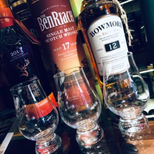 Whiskysmagning 25/2-2021
