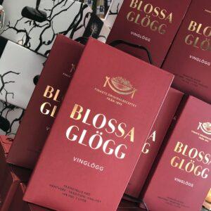 Blossa Vingløgg BIB 2 l