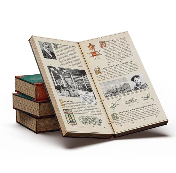 A. H. Riise Romjulekalender