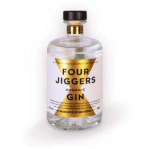 Four Jiggers Organic Gin