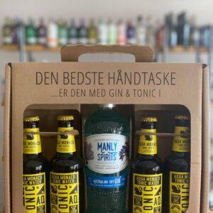 Manly Spirits Australian Dry Håndtaske
