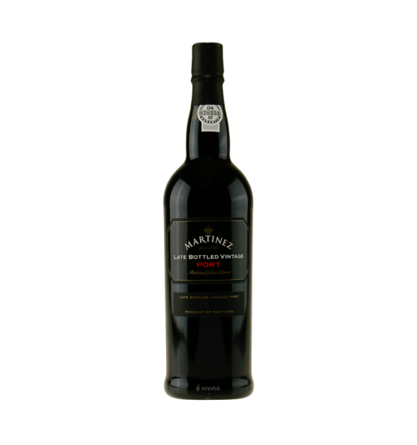 Martinez Late Bottled Vintage 2015