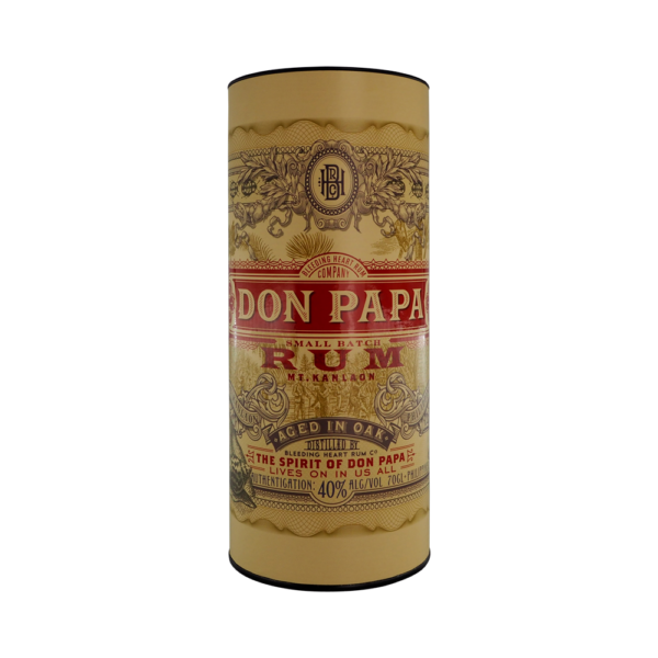 Don Papa - Alm. Canister