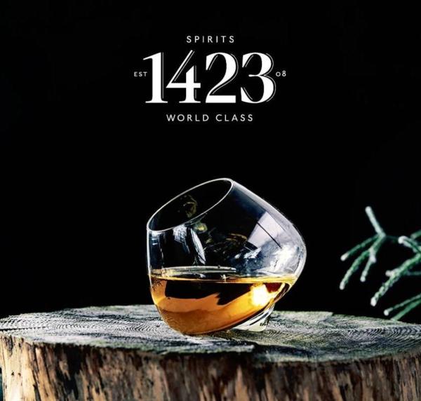 Romsmagning - 1423 World Class Spirits