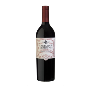 Cartlidge & Browne Cabernet Sauvignon 2018