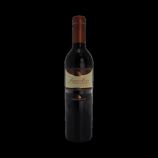 Sagrantino Pasito, 0,375 L