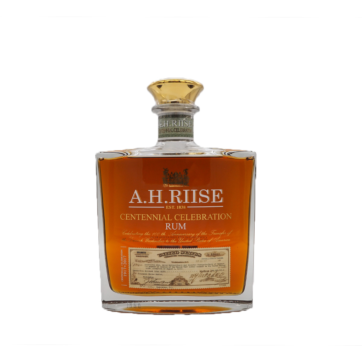 A. H. Riise Centennial Celebration