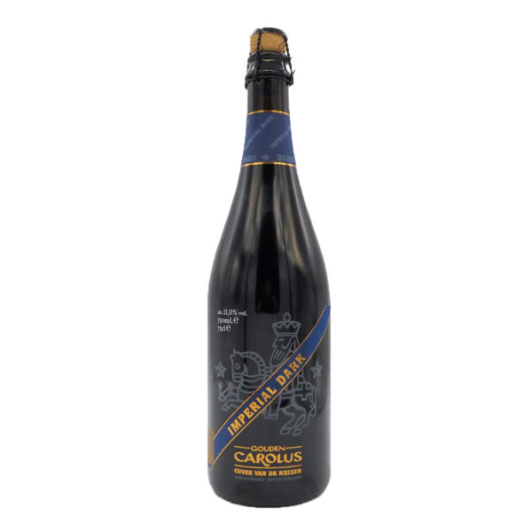 Gouden Carolus Imperial Dark Cuvée Van De Keizer Blauw