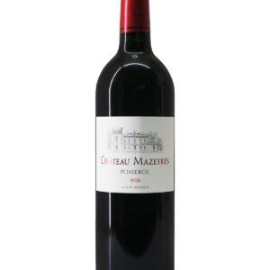 Chateau Mazeyres 2018, Pomerol, Organic