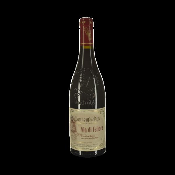 Châteauneuf du Pape Vin di Felibre