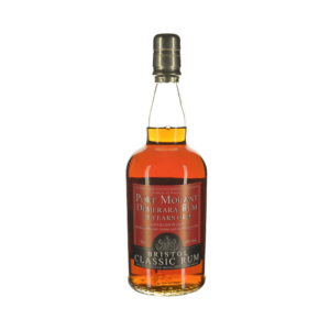 Port Morant Demerara Rum 25 Years Old