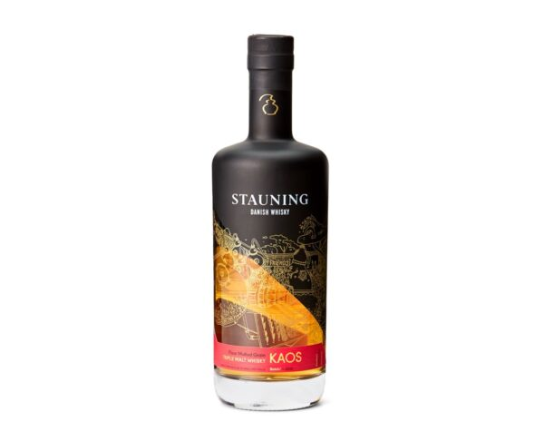 Stauning Danish Whisky Smoke 47%